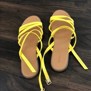 Forever 21 sandals 8.5